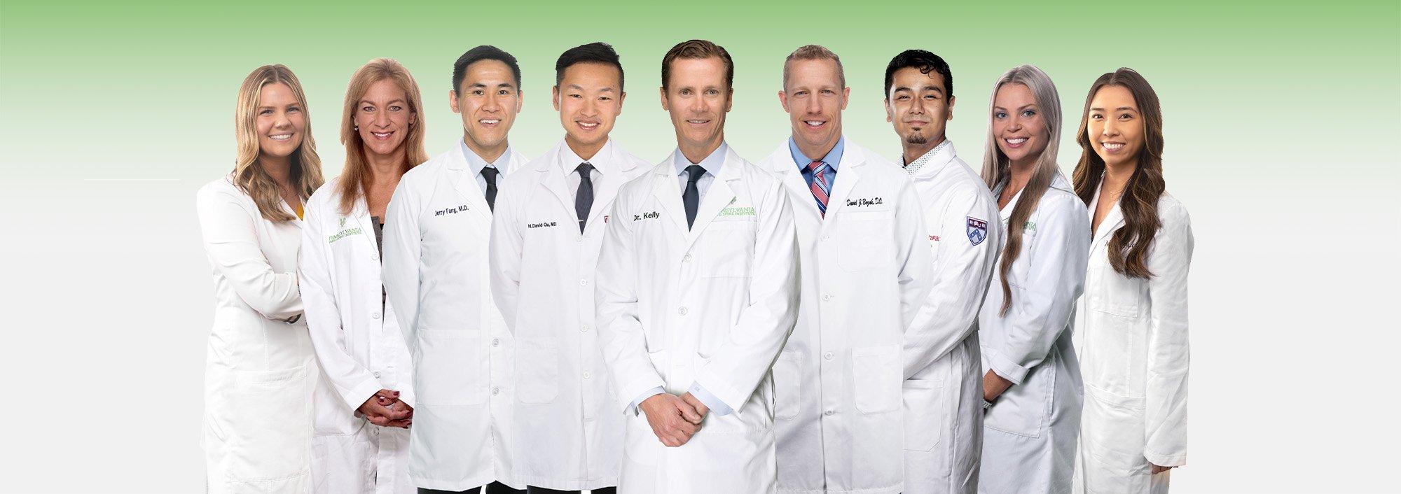 Penn Pain Staff
